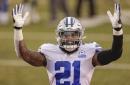 Ezekiel Elliott tries to match the mark of some Cowboys greats in season finale against Giants