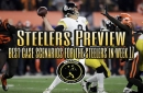 Podcast: The Steelers' best-case scenarios for Week 17