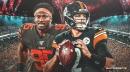 Steelers QB Mason Rudolph's surprising admission about Myles Garrett after beef last season