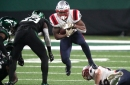 Patriots vs. Jets Friday injury report: Damien Harris among three ruled out for Week 17
