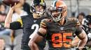 Myles Garrett named Browns captain for showdown vs. Mason Rudolph, Steelers