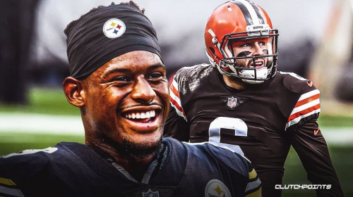 JuJu Smith-Schuster plans to play spoiler for Baker Mayfield, Browns fans everywhere