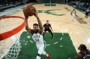 Bulls begin 2021 with blowout loss to Bucks after revelation that Chandler Hutchison tested positive for COVID-19