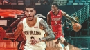 Lonzo Ball, Eric Bledsoe pull off 'phenomenal' feat against Toronto