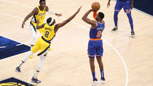 Knicks get serious redemption in win over Pacers