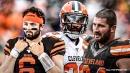Browns giving JC Tretter player-coach duties vs. Steelers in lieu of Bill Callahan