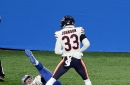 Bears vs Packers Inactives: Chicago shorthanded again