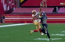 George Kittle makes absurd one-handed catch vs. Seahawks