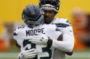 100,000 reasons why that play to David Moore was good