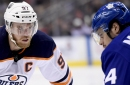 Auston Matthews and Connor McDavid 'picked each other's brains' in star-studded off-season sessions
