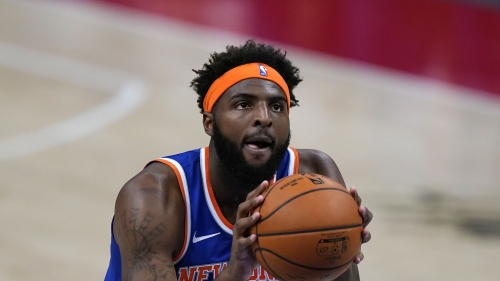 Knicks' coach Tom Thibodeau on Mitchell Robinson's rise: 'It's coming'