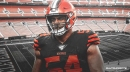 Browns DE Olivier Vernon done for the season due to ruptured Achilles