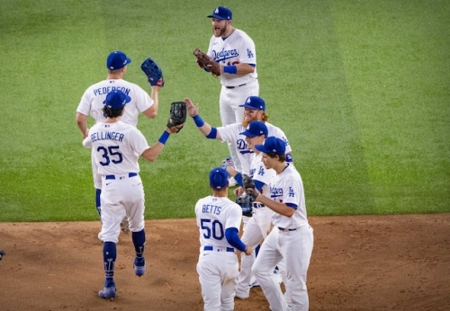 MLB Places Dodgers Ahead Of Padres In 2021 Power Rankings