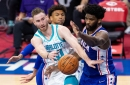 Recap: Cold spells plague the Hornets as they drop their second straight to the 76ers, 118-101