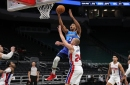 Bucks 125, Pistons 115: Best photos from clash with Giannis