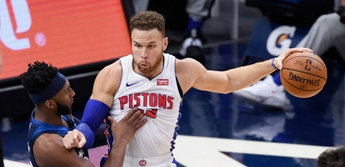 NBA Rumors: Blake Griffin & Derrick Rose Could Be Traded To Bulls For Lauri Markkanen & Otto Porter Jr
