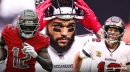 Buccaneers' Chris Godwin fears for person who may have to tell Mike Evans he can't play