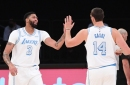 Lakers News: Anthony Davis 'Learning A Lot' From Marc Gasol