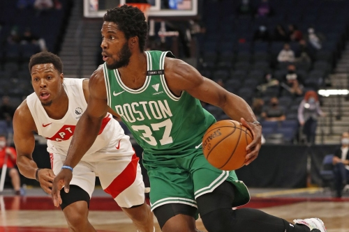 Celtics offense explodes with Ojeleye at the 4