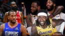 Montrezl Harrell dishes on why he's much happier playing for Lakers over Clippers, Rockets