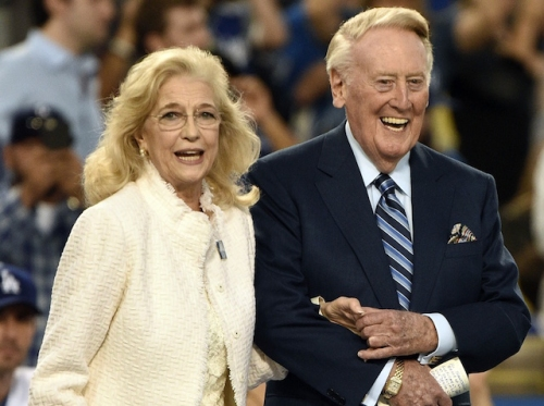 Dodgers News: Sandra Scully, Wife Of Vin Scully, Passes Away