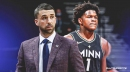 Timberwolves rookie Anthony Edwards receiving high praise from Ryan Saunders