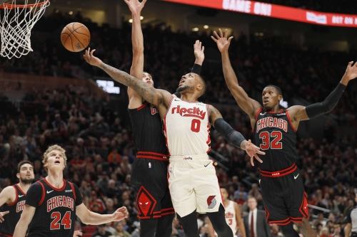Blazers vs. Bulls Game Day Thread