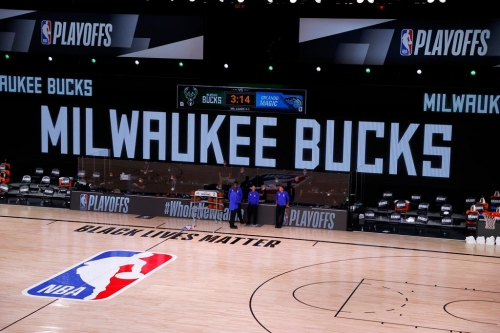 Bucks release a statement after the decision of no charges filed in the James Blake shooting