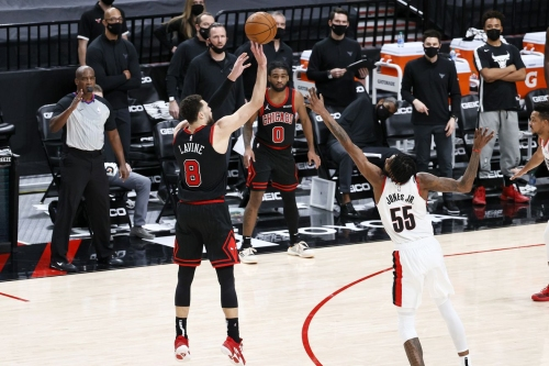 LaVine Buries Blazers in Brutal Meltdown