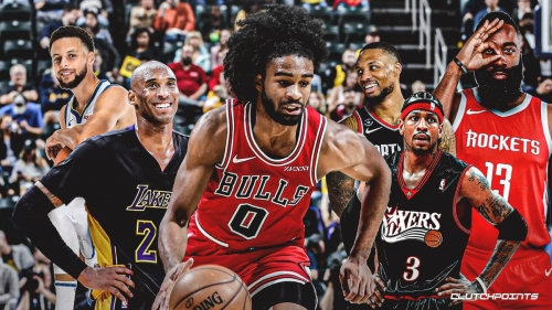 Coby White reveals he wanted to be Damian Lillard growing up