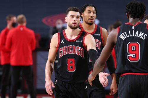 Bulls vs. Blazers final score: Chicago starts West Coast trip with inspiring 111-108 win after going down 20
