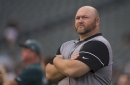 Jets GM Joe Douglas thinks Sam Darnold is 'going to be a great quarterback' but doesn't commit to him being team's signal-caller next season