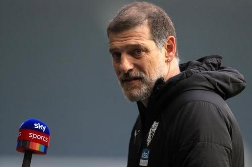 Slaven Bilic back in management after West Brom sacking