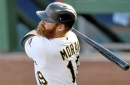 Even in new role, Colin Moran believes he must 'earn' at-bats