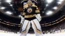 Watch Live: Tuukka Rask speaks to media from Bruins camp