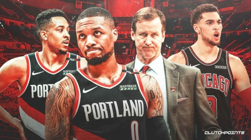 Blazers star Damian Lillard's troubling admission after blowing 20-point lead vs. Bulls