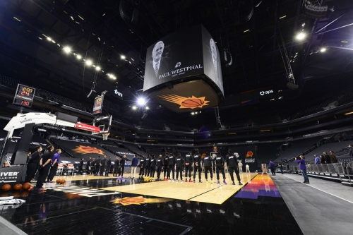 Preview: Suns host Raptors to begin Eastern Conference-heavy portion of their schedule