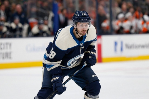 Blue Jackets sign Bjorkstrand to 5-year contract extension
