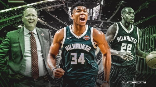 Giannis Antetokounmpo's real reason for signing contract extension with Bucks