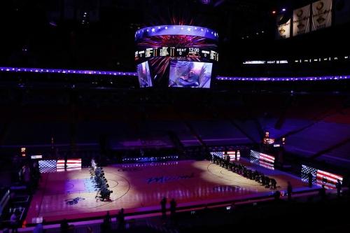 Celtics and Heat release pre-game statement on riots, Black Lives Matter