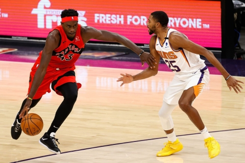 Recap: Suns win another one, take down Raptors at home, 123-115