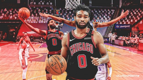 Bulls' Coby White reveals secret to 36-point eruption