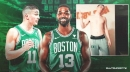 Video: Shirtless Payton Pritchard makes another appearance, courtesy of Celtics teammate Tristan Thompson