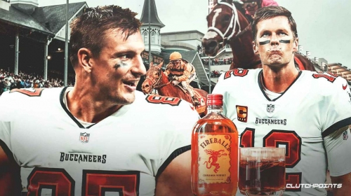 Don't offer Tom Brady a Fireball shot at the Kentucky Derby, per Rob Gronkowski
