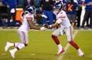 New York Giants roster moves: Devonta Freeman waived, David Sills re-signed