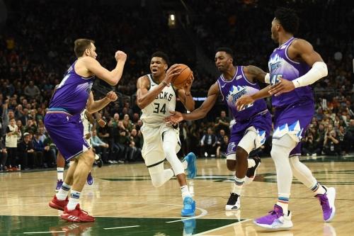 Bucks vs. Jazz Preview: Back on That Quality Opponent Beat