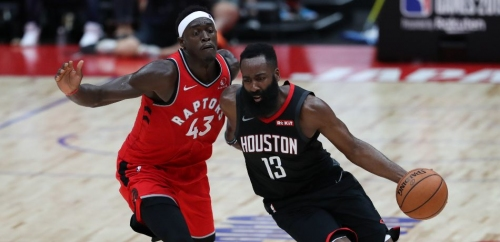 NBA Rumors: ESPN's Proposed Rockets-Raptors Blockbuster Would Involve James Harden And Pascal Siakam
