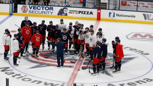 Multiple Blue Jackets players miss practice for COVID-19 related reasons