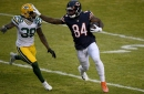 Bears KR Cordarrelle Patterson named as team's lone All-Pro selection