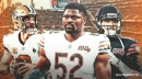 Khalil Mack ready to face 'disrespect' as underdog in Bears' playoff game